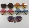 OCEAN LENS LARGE JANIS STYLE/SIZE BUT OCTAGON SHAPE FRAMES
