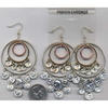 NICE EARRING FOR FASHION AND COSTUME, 1 DZ LEFT