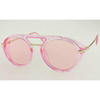 6 COLORS COOL TRANSLUCENT SUNGLASSES, SIDE SHIELD