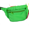 GREEN FANNY PACK, BRIGHT. ONLY 1 DZ IN STOCK