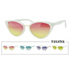 CAT LOOK COLOR LENS COOL COLORS, COOL STYLE SUNGLASSES