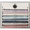 FISHLINE STRETCH CHOKER NECKLACES IN ASSORTED COLORS