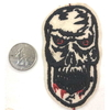 SKULL PATCH, 1 DOZEN LEFT