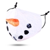 SNOWMAN FACE MASK, VERY GOOD QUALITY
