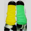 NEON LEG WARMERS, LIMITED QUANTITY.  yellow and green only