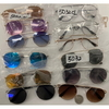 ASSORTED LENSES ROUND SHAPE SUNGLASSES, 1 DOZEN ONLY