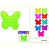 BUTTERFLY SHAPE POPPERS