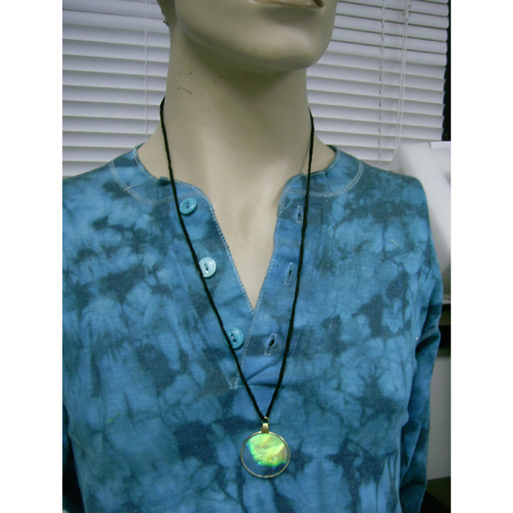 minimum ORDER IS 25 DOZEN ASSORTED HOLOGRAM NECKLACE