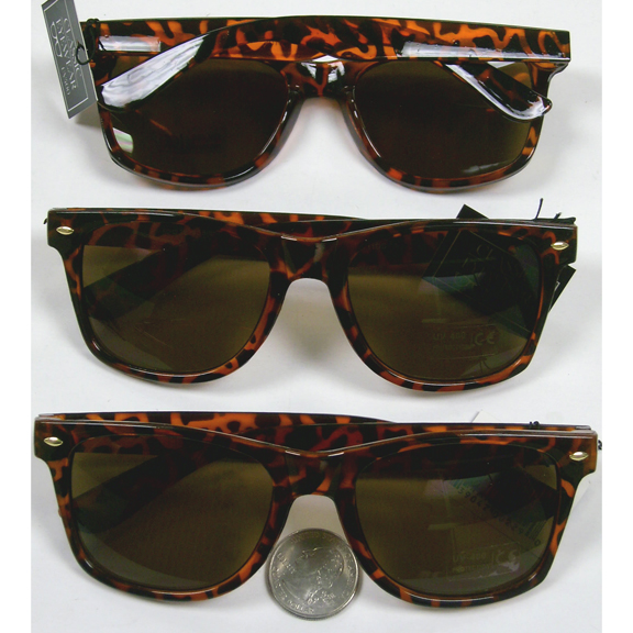 BLUES BROTHERS SUNGLASSES TORTOISE COLOR FRAMES