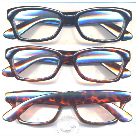 CLEAR LENS  SMALL WAYFARER SUNGLASSES ALMOST STYLE , COOL RETRO