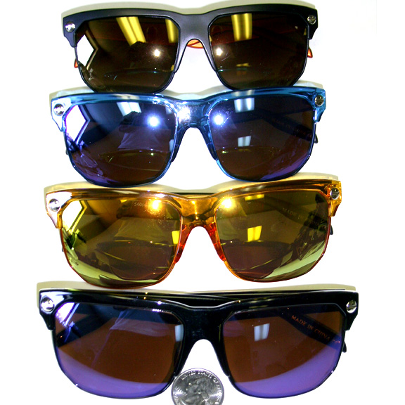 A1 ULTRA COOL REVO LENS SUNGLASSES