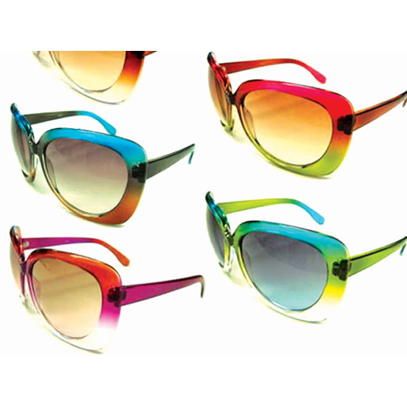 A1 GROUP TRI COLOR ULTRA COOL SUNGLASSES