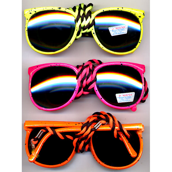 80'S NEON BEACH SIZE PARTY