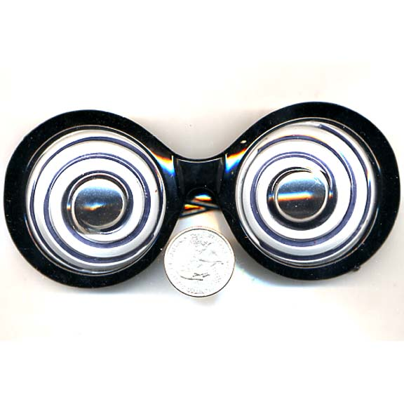 HYPNOTIC CIRCLES GLASSES