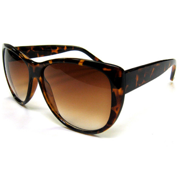 CAT HINT RETRO LADIES STYLE PLASTIC FRAME SUNGLASSES