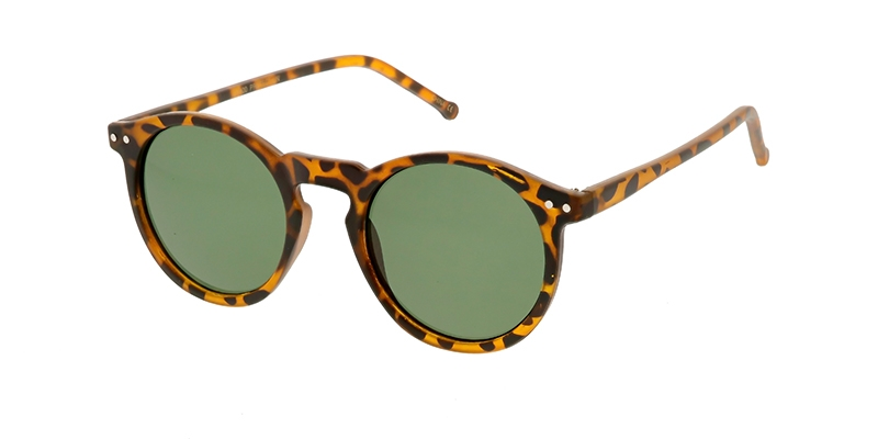RETRO LOOKING HIP SUNGLASSES, ASSORTED BLACK/TORTOISE FRAMES