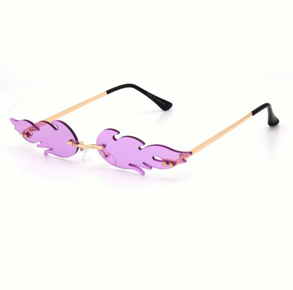 ASSORTED COLORS COOL FUNKY SUNGLASSES
