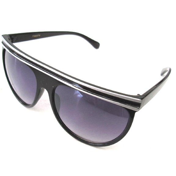 2 LINE RETRO CLASSIC LOOK SUNGLASSES