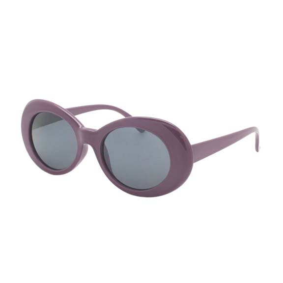 JACKIE O FRAMES IN ASSORTED COLORS WITH DARK LENS