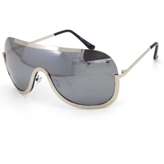 SHIELD STYLE SUNGLASSES,  VERY COOL