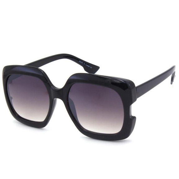 LARGE RETRO SQUARISH FRAMES, COOL COLORS SUNGLASSES