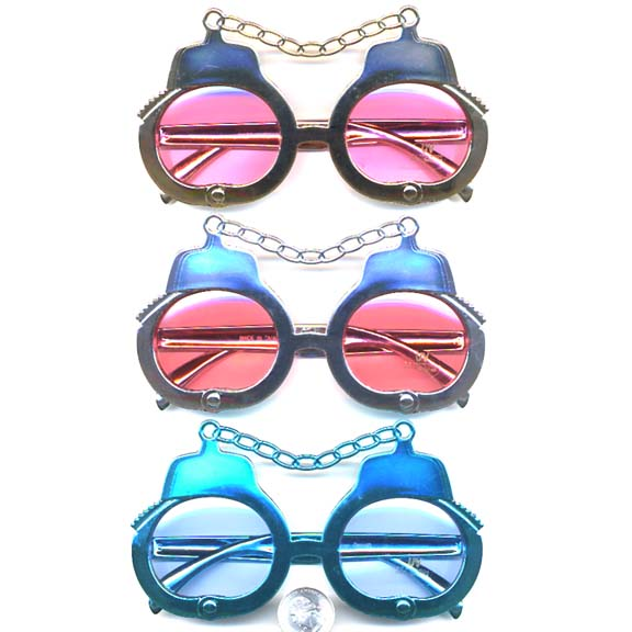 HANDCUFF SUNGLASSES