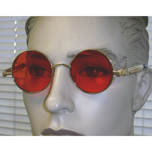 STEAMPUNK STYLE FRAMES WITH COIL SPRING AND SCREW ASST COLORS