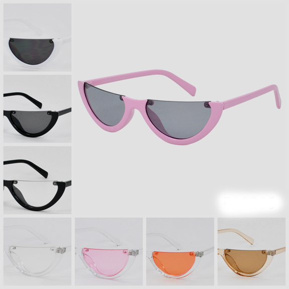 SMALL FRAMES FUNKY TOP SUNGLASSES