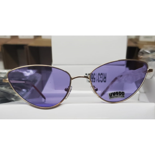 ASSORTED COLOR LENSE COOL SHAPE METAL FRAMES SUNGLASSES