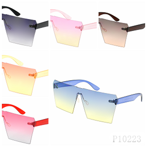 OCEAN LENS COLORFUL SUNGLASSES