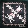SKULL/PIRATES BANDANA
