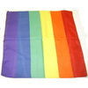 RAINBOW COLOR BANDANAS,