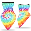 NECK GAITERS TYE DYE SPIRAL  VERY GOOD QUALITY