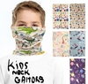KIDS NECK GAITORS ASSORTED PRINTS
