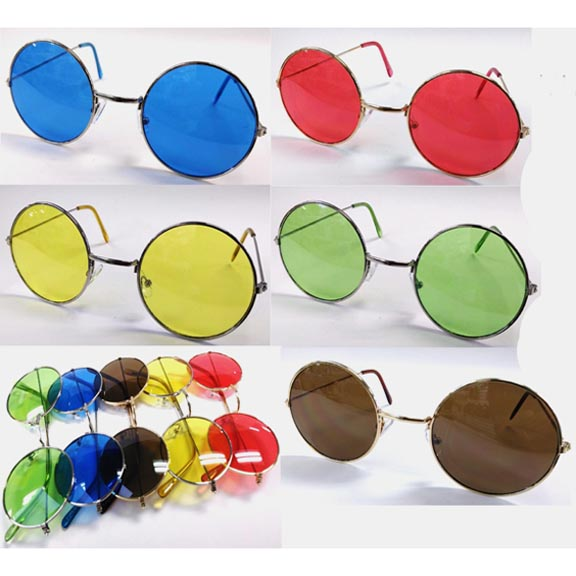 JOHN LENNON SUNGLASSES IN ASSORTED COLORS