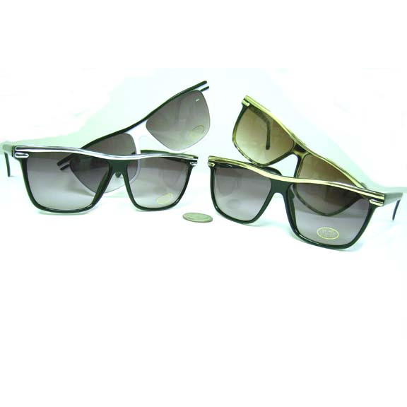BLUES BROTHERS LINE TOP RETRO LOOKING  SUNGLASSES