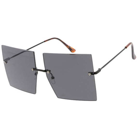 RECTANGLE COOL  SUNGLASSES