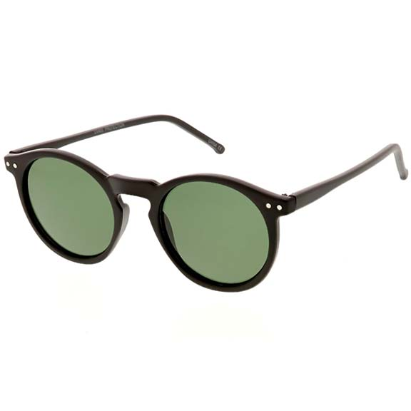BASIC SUNGLASSES, WITH A CURRENT FASJHION STYLE NOW