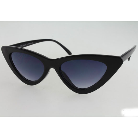 CAT SHAPE FRAMES WITH DARK LENS