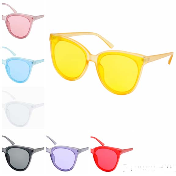COLOR LENS AND FRAMES COOL SUNGLASSES