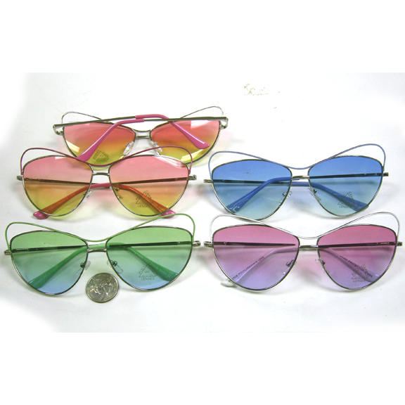 OCEAN LENS, TOP FLAIR BAR, COOL SUNGLASSES